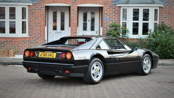 RESERVE LOWERED - 1988 Ferrari 328 GTB LHD For Sale (picture 4 of 106)
