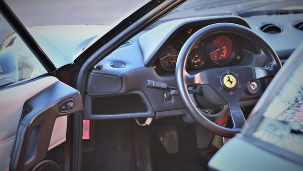 RESERVE LOWERED - 1988 Ferrari 328 GTB LHD For Sale (picture 21 of 106)