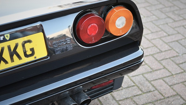 RESERVE LOWERED - 1988 Ferrari 328 GTB LHD For Sale (picture 52 of 106)