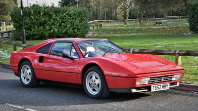 RESERVE REMOVED - 1989 Ferrari 328 GTS