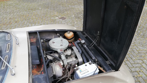 RESERVE LOWERED - 1971 Fiat 125S Moretti GS16 For Sale (picture 69 of 103)