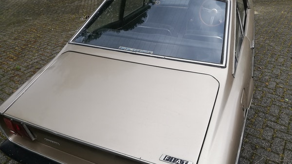RESERVE LOWERED - 1971 Fiat 125S Moretti GS16 For Sale (picture 60 of 103)