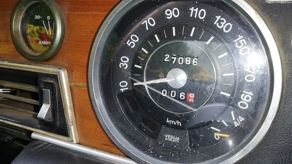 RESERVE LOWERED - 1971 Fiat 125S Moretti GS16 For Sale (picture 29 of 103)