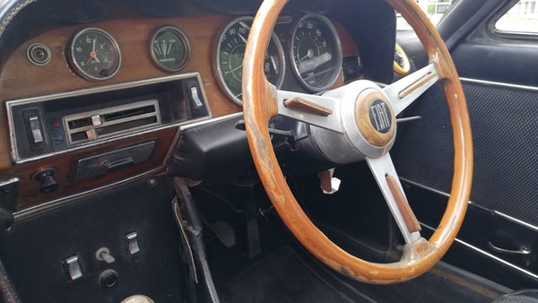 RESERVE LOWERED - 1971 Fiat 125S Moretti GS16 For Sale (picture 24 of 103)