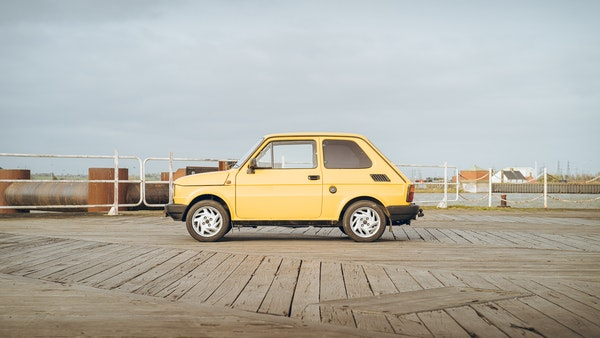1986 Fiat 126 For Sale (picture 7 of 110)