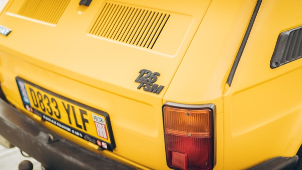 1986 Fiat 126 For Sale (picture 73 of 110)