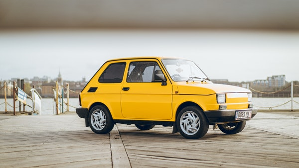 1986 Fiat 126 For Sale (picture 13 of 110)