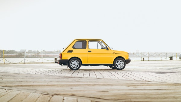 1986 Fiat 126 For Sale (picture 12 of 110)