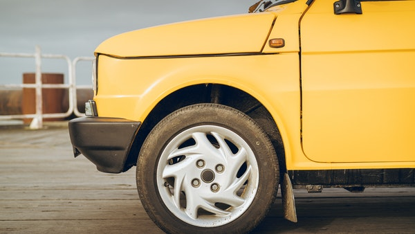 1986 Fiat 126 For Sale (picture 37 of 110)