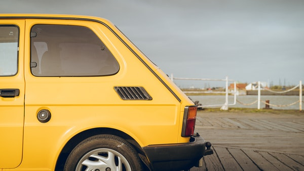 1986 Fiat 126 For Sale (picture 84 of 110)