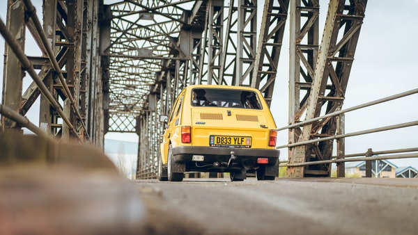 1986 Fiat 126 For Sale (picture 16 of 110)