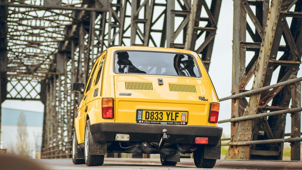 1986 Fiat 126 For Sale (picture 17 of 110)
