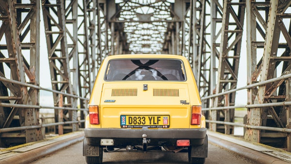 1986 Fiat 126 For Sale (picture 20 of 110)