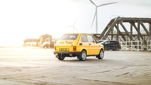 1986 Fiat 126 For Sale (picture 11 of 110)