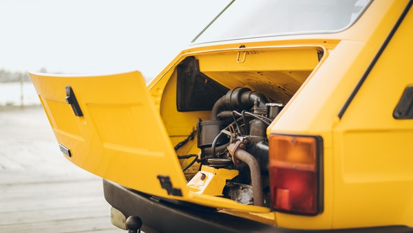 1986 Fiat 126 For Sale (picture 90 of 110)