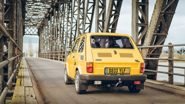 1986 Fiat 126 For Sale (picture 14 of 110)