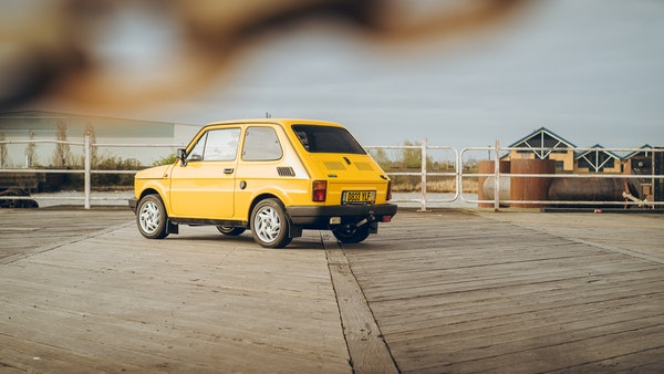 1986 Fiat 126 For Sale (picture 10 of 110)