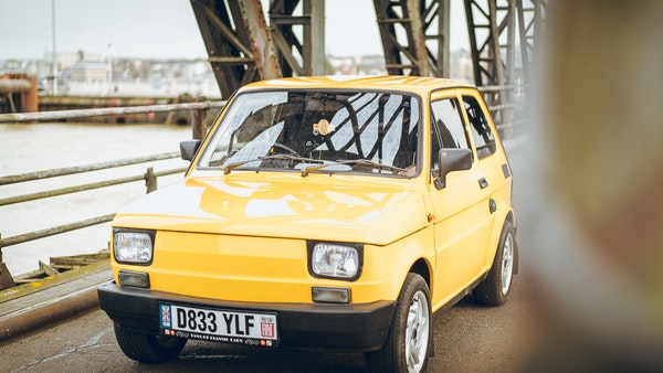 1986 Fiat 126 For Sale (picture 33 of 110)
