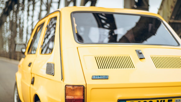 1986 Fiat 126 For Sale (picture 24 of 110)