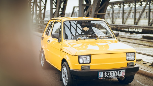 1986 Fiat 126 For Sale (picture 32 of 110)