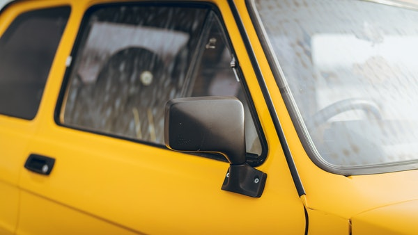 1986 Fiat 126 For Sale (picture 65 of 110)