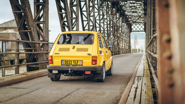 1986 Fiat 126 For Sale (picture 19 of 110)