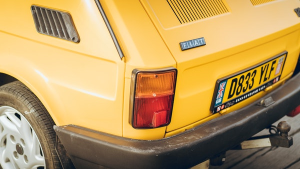 1986 Fiat 126 For Sale (picture 77 of 110)