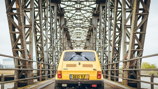 1986 Fiat 126 For Sale (picture 23 of 110)