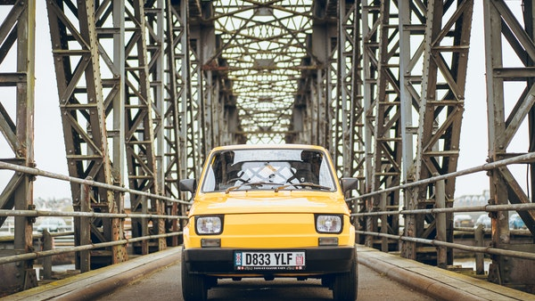 1986 Fiat 126 For Sale (picture 31 of 110)