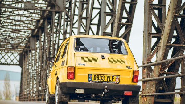 1986 Fiat 126 For Sale (picture 18 of 110)