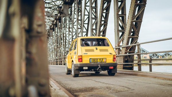 1986 Fiat 126 For Sale (picture 15 of 110)