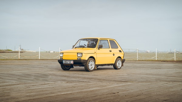 1986 Fiat 126 For Sale (picture 6 of 110)