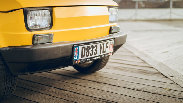 1986 Fiat 126 For Sale (picture 61 of 110)