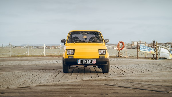 1986 Fiat 126 For Sale (picture 4 of 110)