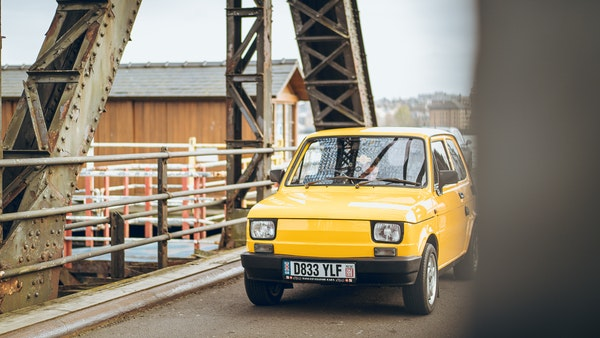 1986 Fiat 126 For Sale (picture 25 of 110)