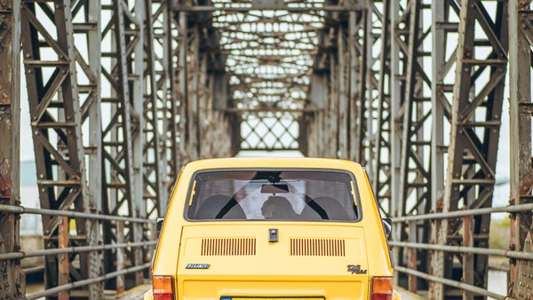 1986 Fiat 126 For Sale (picture 21 of 110)