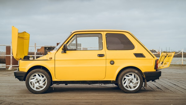 RESERVE LOWERED - 1986 Fiat 126 For Sale (picture 6 of 75)