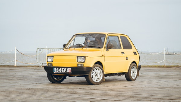 RESERVE LOWERED - 1986 Fiat 126 For Sale (picture 1 of 75)