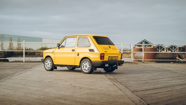 RESERVE LOWERED - 1986 Fiat 126 For Sale (picture 8 of 75)