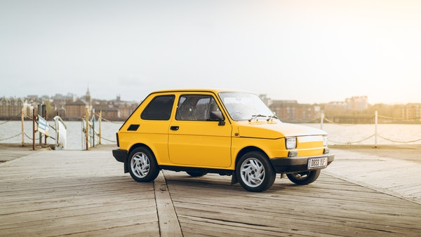RESERVE LOWERED - 1986 Fiat 126 For Sale (picture 14 of 75)