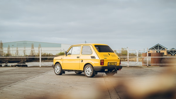 RESERVE LOWERED - 1986 Fiat 126 For Sale (picture 9 of 75)