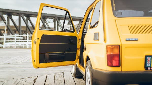 RESERVE LOWERED - 1986 Fiat 126 For Sale (picture 33 of 75)