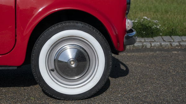 1965 Fiat 500 For Sale (picture 29 of 156)