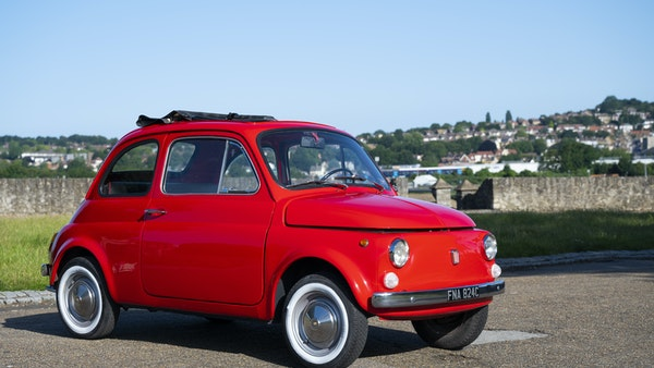 1965 Fiat 500 For Sale (picture 19 of 156)