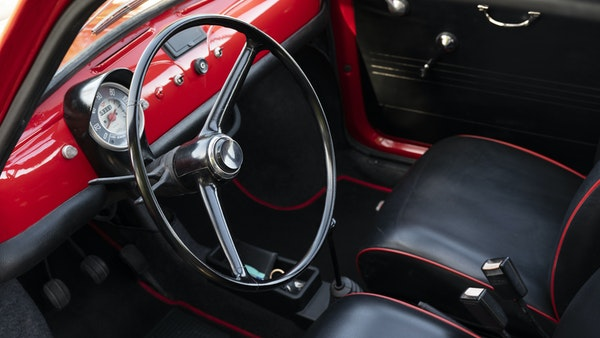 1965 Fiat 500 For Sale (picture 35 of 156)