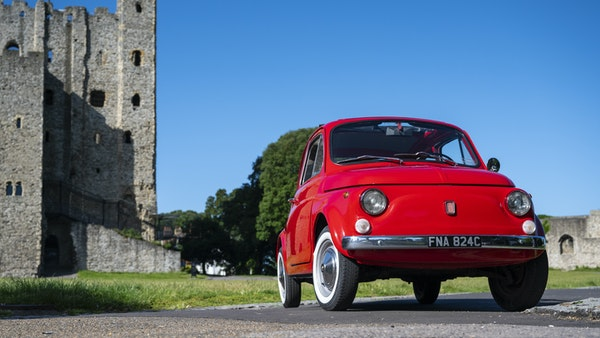 1965 Fiat 500 For Sale (picture 20 of 156)