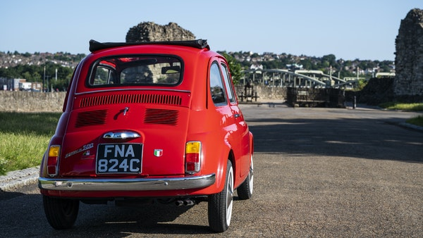 1965 Fiat 500 For Sale (picture 14 of 156)