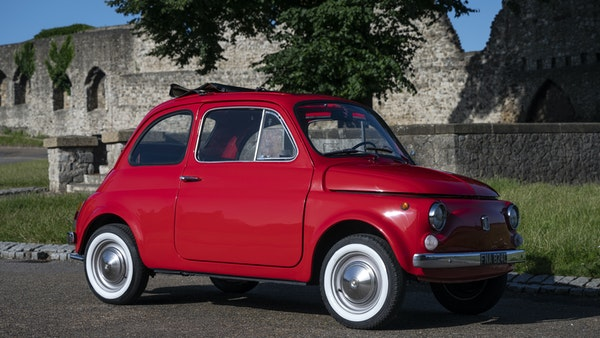 1965 Fiat 500 For Sale (picture 18 of 156)