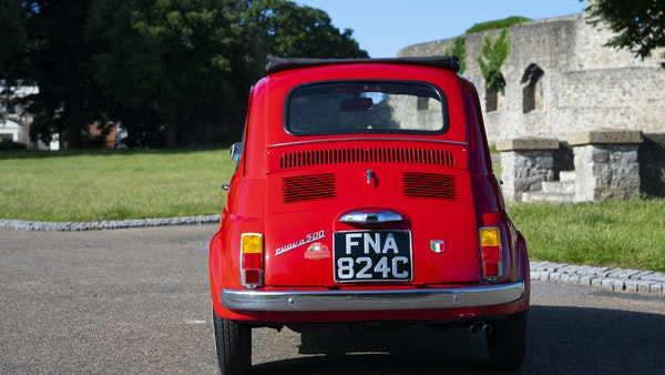 1965 Fiat 500 For Sale (picture 13 of 156)