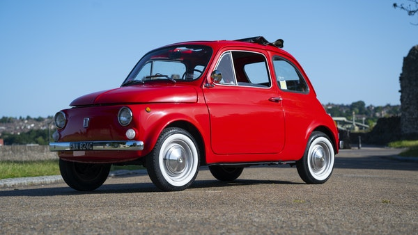 1965 Fiat 500 For Sale (picture 8 of 156)